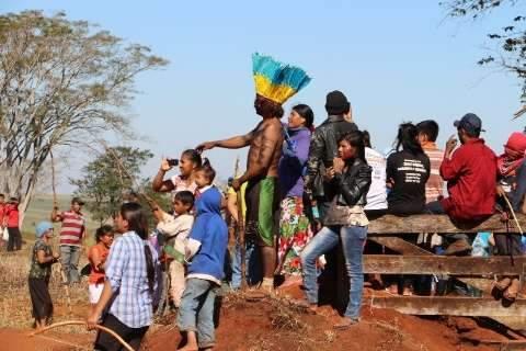 Índio ferido a tiros continua internado, agora com suspeita de tuberculose