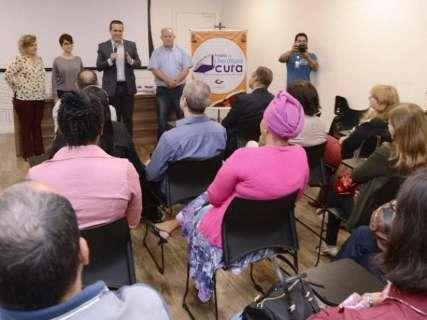 Cassems lança projeto 'A Literatura Cura' para ajudar pacientes do hospital