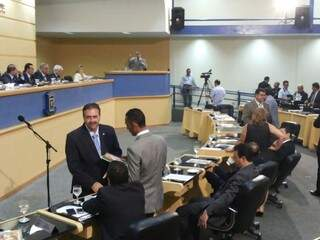 Comissão da Câmara cobrou explicações de Bernal e denúncia é investigada pelo MP (Foto: Kleber Clajus