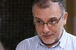 Roberto Giolo, pesquisador da Embrapa e um dos responsáveis pelo selo Carne Carbono Neutro (Foto: Henrique Kawaminami)