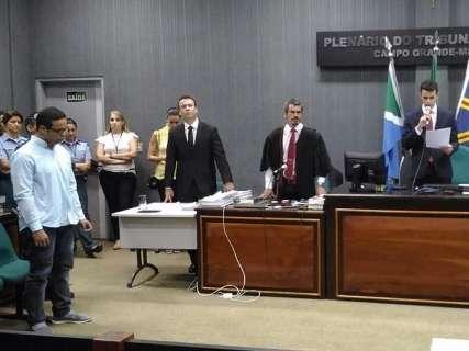 TJ reduz de 17 para 13 anos pena de Christiano Luna, 6 meses após júri