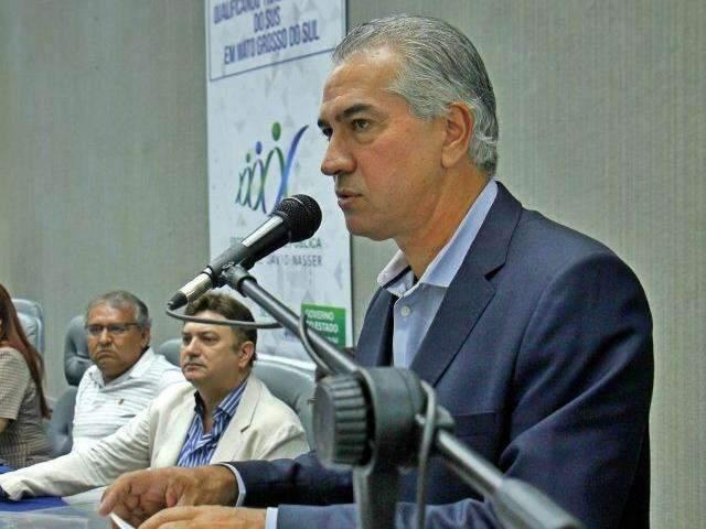 Reinaldo admite possibilidade de ter Geraldo Resende no governo