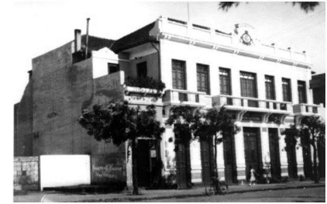 Hotel Colombo, de Emilio Giugni.