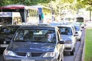 Poluição de veículos será medida por inspeção veicular. (Foto: Arquivo)