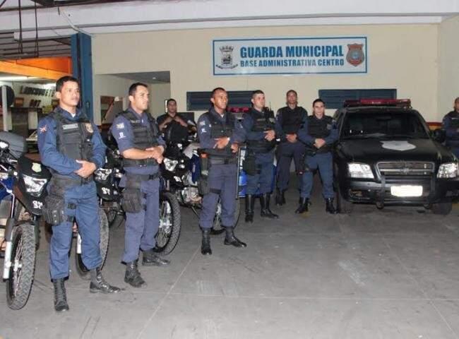 Guarda Civil de Campo Grande terá o reforço de mais 200 agentes armados (Foto: Arquivo)
