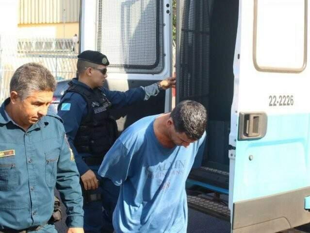 Nando está preso desde 2016 (Foto: André Bittar/ Arquivo)