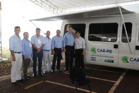 Imasul e Agraer assinam parceria para promover Cadastro Ambiental Rural
