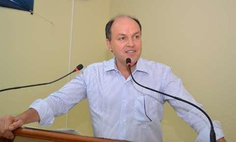 Presidente do PMDB é taxativo e diz que André não será candidato