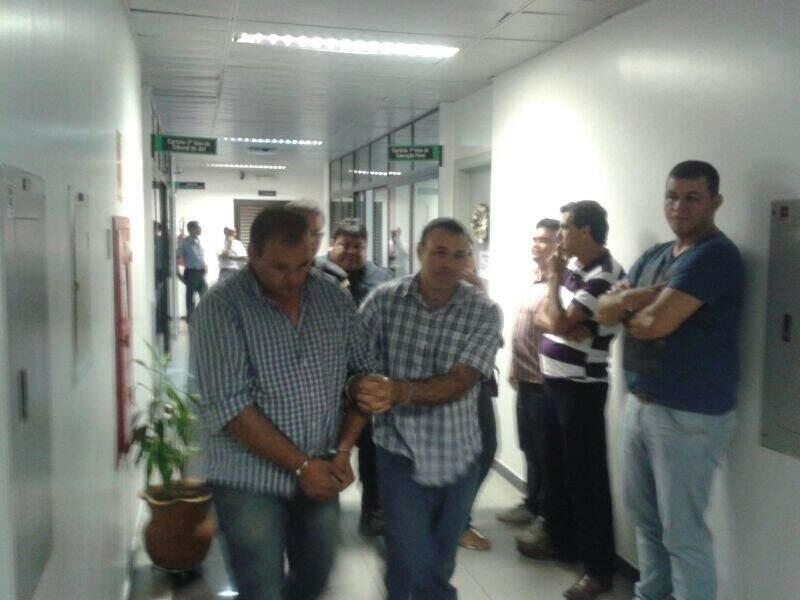 Acusados não foram ouvidos hoje (foto: Bruno Chaves)