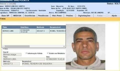 Suspeito de matar Rafaat vai terminar tratamento em repartição da polícia