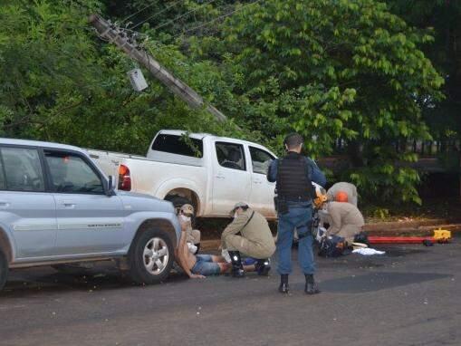 Caso ocorreu no último sábado (31). (Foto: Simão Nogueira)