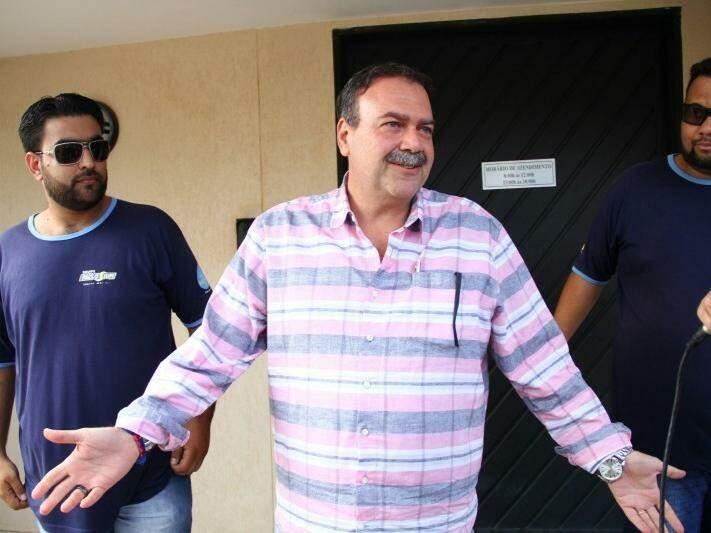 Vereador Paulo Siufi, que já foi presidente da Câmara (Foto: Arquivo)