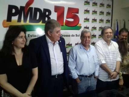 PMDB planeja encontros regionais para promover candidatura de André