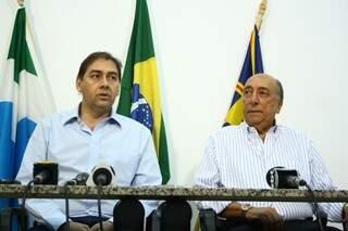 Bernal diz que o momento exige pacificação dos ânimos (Foto: Marcos Ermínio)