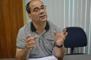 Sérgio Leal passou em concurso público federal (Foto: Pedro Peralta)