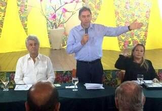 Prefeito de Campo Grande, Alcides Bernal (PP). (Foto: Alberto Dias)