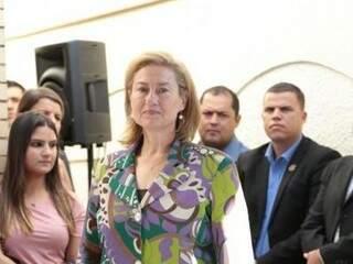 Berenice Maria Jacob Domingues assume a Planurb. (Foto: Fernando Antunes)