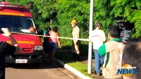 Família recebe a notícia de que corpo de menino foi encontrado