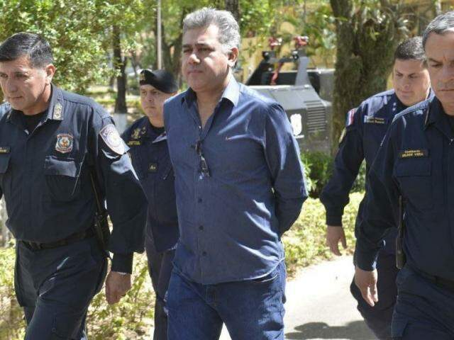Jarvis Pavão está preso no Paraguai desde 2010 (Foto: ABC Color)