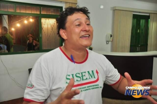 Presidente do Sisem acredita em manobra da prefeitura para favorecer empresa de cartões (Foto: Arquivo)