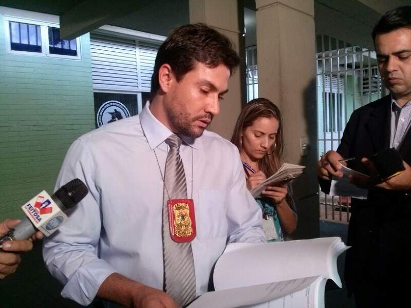 Peró diz que assassino confesso poderá ser condenado a 60 anos de reclusão (Foto: Simão Nogueira)