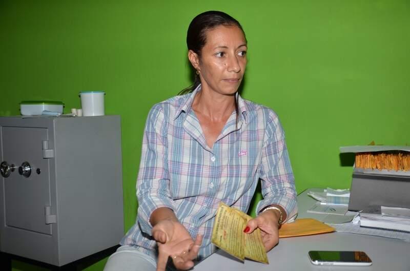 "Marlene Ferreira recebe os ""títulos"" desde o início do ano."