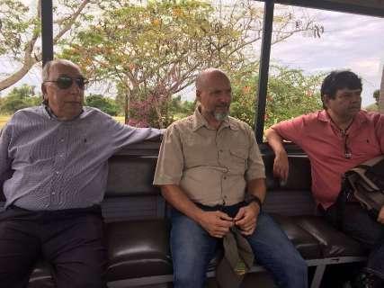 Ministro desembarca em MS para falar de agricultura e produção sustentável