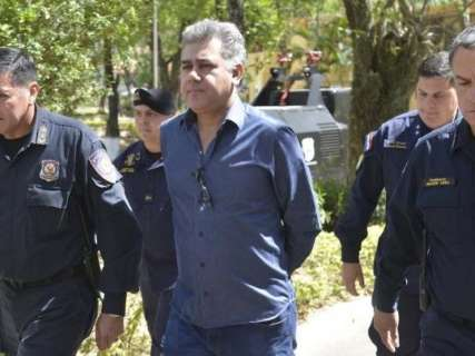 Justiça paraguaia dá habeas corpus e suspende extradição de Pavão