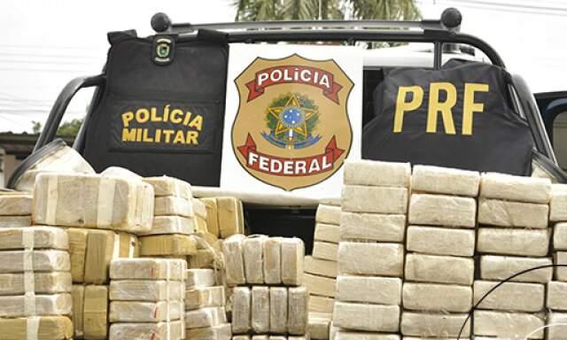 Carregamento está avaliado em R$ 5 milhões. (Foto:Fotos: Anderson Gallo/Diário Online)