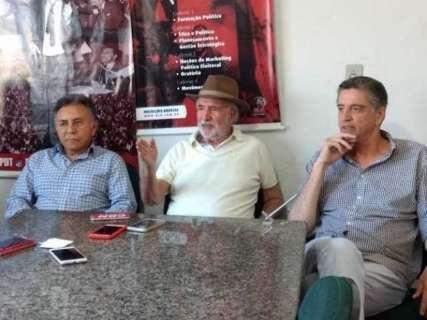 Odilon e presidente do PDT divergem sobre apoio à presidência