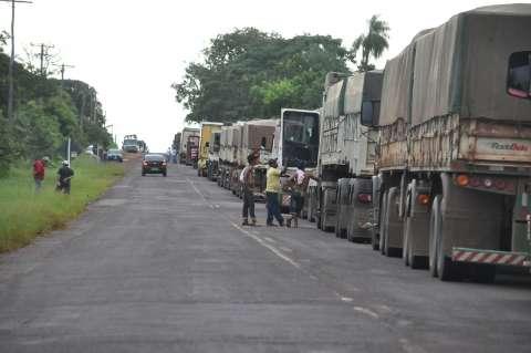 Redução do ICMS do diesel pode ser concedida ainda neste ano, diz Azambuja