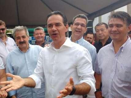 Marquinhos visita polo industrial e diz querer empresários mais próximos