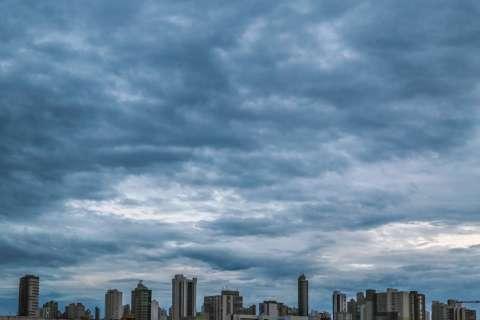 Terça-feira com previsão de chuvas de verão e máxima de 36ºC em MS
