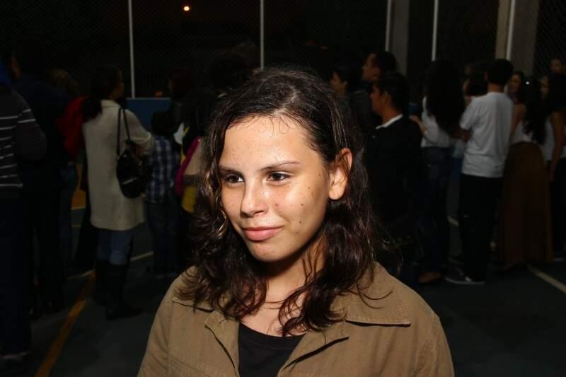 Ana Carolina aprovou o desafio e disse que aprendeu muito com a ação. (Foto: Fernando Antunes)
