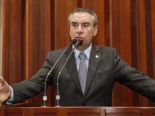 Deputado estadual Paulo Corrêa, do PR. (Foto: Victor Chileno e Roberto Higa/ALMS)