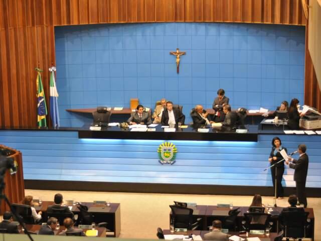 Na semana que vem, devem ser eleitos presidentes das demais comissões. (Foto: Marlon Ganassin)