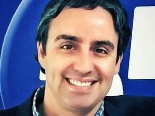 Paulo Fernando chefiará o IMPCG. Ele não participou do anúncio de hoje. (Foto: Arquivo pessoal)