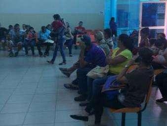 Paciente reclama de demora e descaso na UPA do bairro Universitário