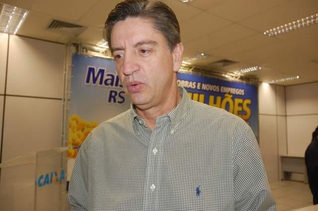 Dagoberto Nogueira é acusado de envolvimento no desvio de R$ 30 milhões do Detran. (Foto: Marcelo Victor)