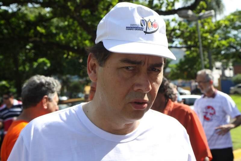 Bernal destacou que conta com o PDT em sua administração (Foto: Cleber Gellio)