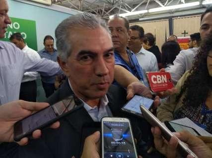 """""""São qualificados e vão ajudar MS"""", diz Reinaldo sobre ministros do Estado"""