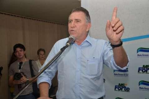 Giroto é nova opção do PMDB para a sucessão de André, diz Marun