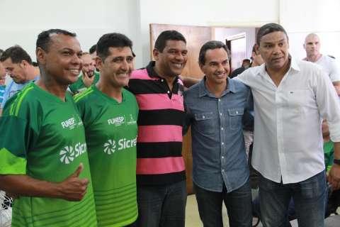 Ex-estrelas de Operário e Comercial comandarão escola pública de futebol