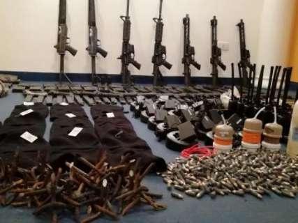 Para evitar extradição, traficante planeja confessar crimes no Paraguai