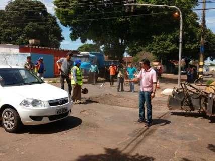 Prefeitura conclui pagamento do salário de dezembro na quinta, diz Marquinhos