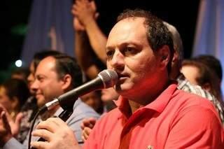 Sidney é prefeito de Rio Brilhante e secretário-geral da Assomasul. (Foto: Divulgação)