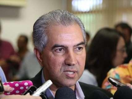 Estado pode pagar 13° salário aos servidores antes do dia 20, diz Reinaldo