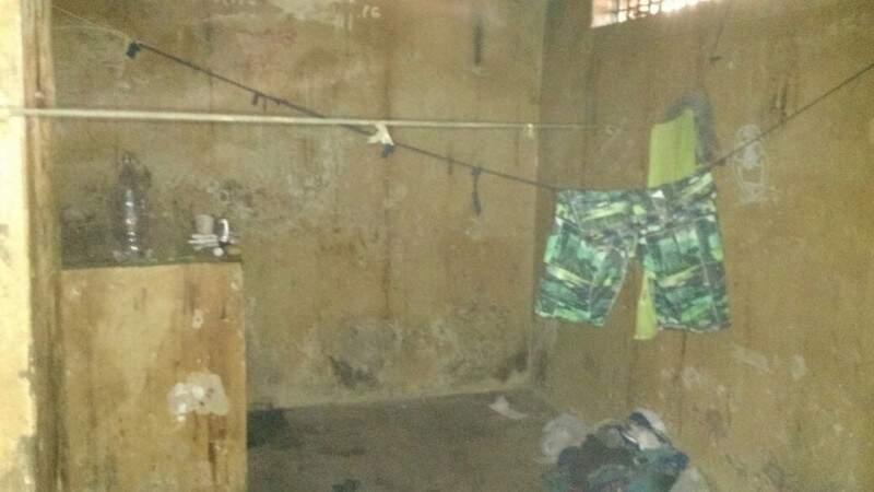 Em condição precária de higiene, Delegacia de Costa Rica está no radar de problemas no interior (Foto: Reprodução)