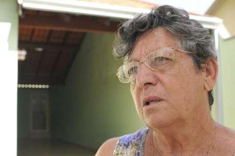 Mulher de 65 anos vive cena de horror com ataque de pitbulls na Coophasul