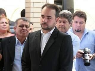 Vinicius Leite ficará na Agereg. (Foto: Fernando Antunes)